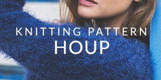 Knitting pattern Houp
